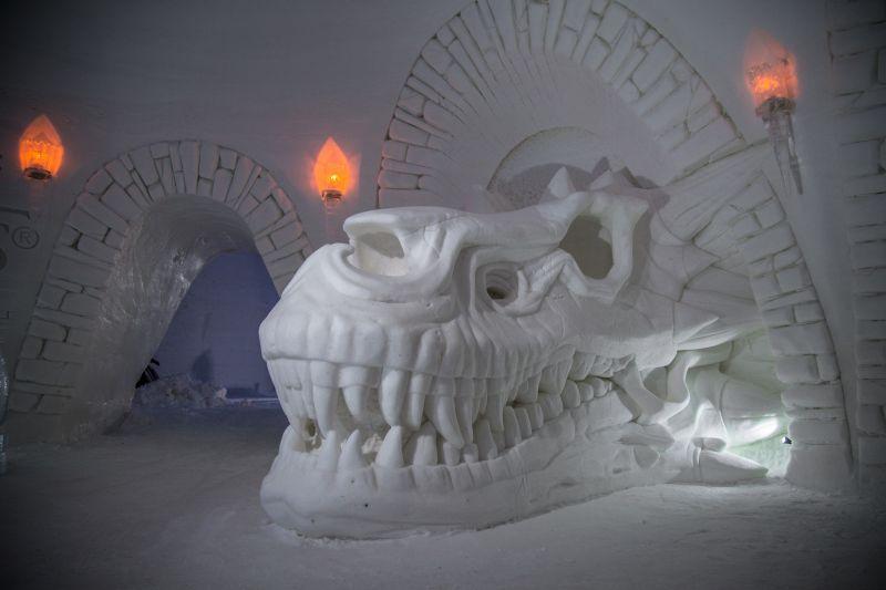 """Exklusiv: """"Game of Thrones"""" in Lappland erleben"""