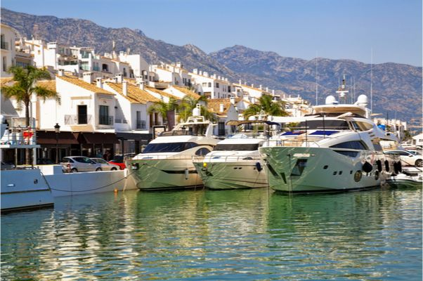 Adults only: Designhotel in Marbella