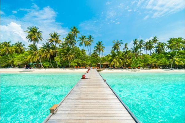 Traumkombi: Oman und Malediven