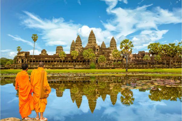 Indochina Rundreise: Kambodscha, Laos, Vietnam