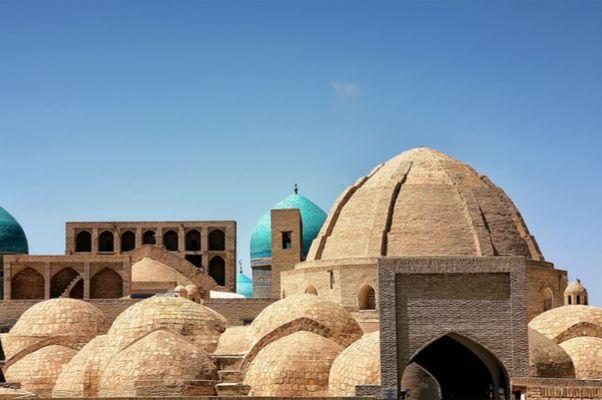 Seidenstraße: Von Zentralasien nach Persien