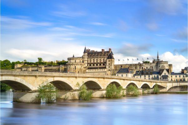 Fahrradrundreise an der Loire