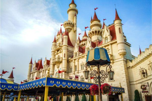 Besuch im Disneyland® Paris