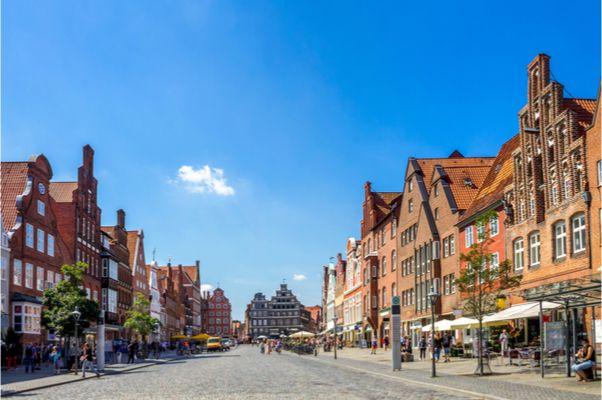Christi Himmelfahrt nach Lüneburg