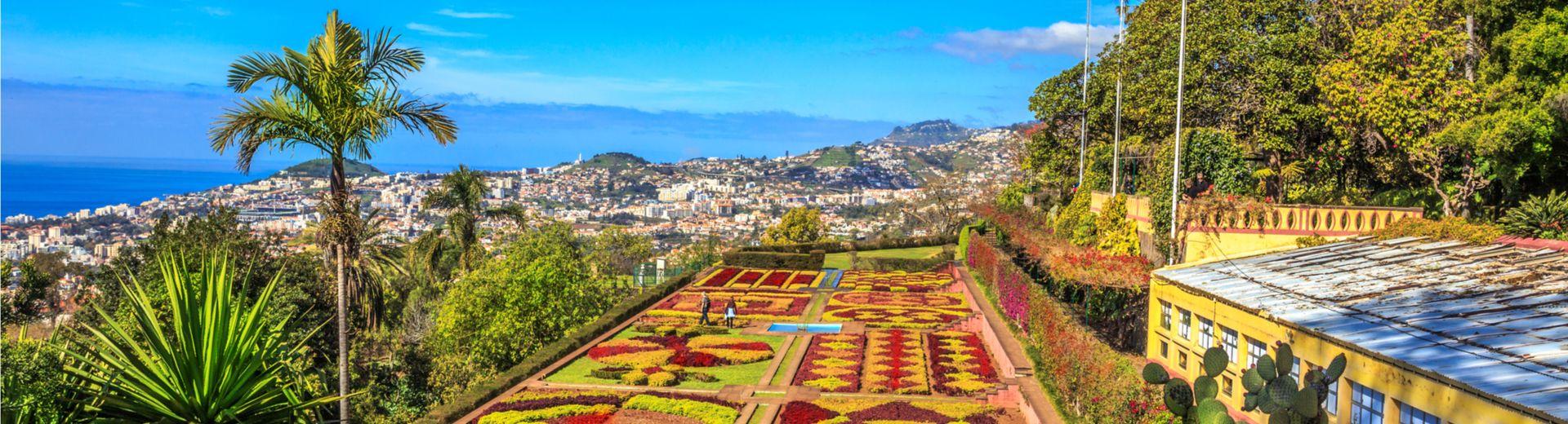 5-Sterne Hotel auf der Blumeninsel Madeira