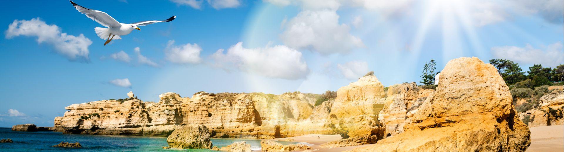 Ländliches Ferienhaus an der Algarve