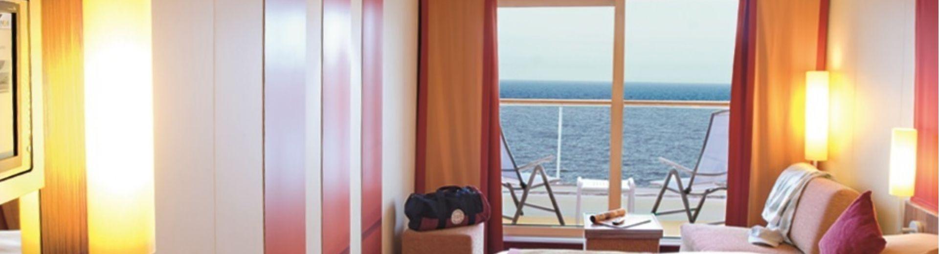 Mittelmeerkreuzfahrt ab Mallorca mit AIDAstella