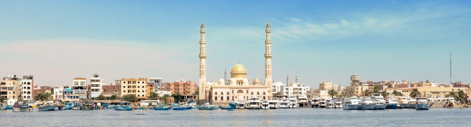 All Inclusive: Ägypten zu zweit
