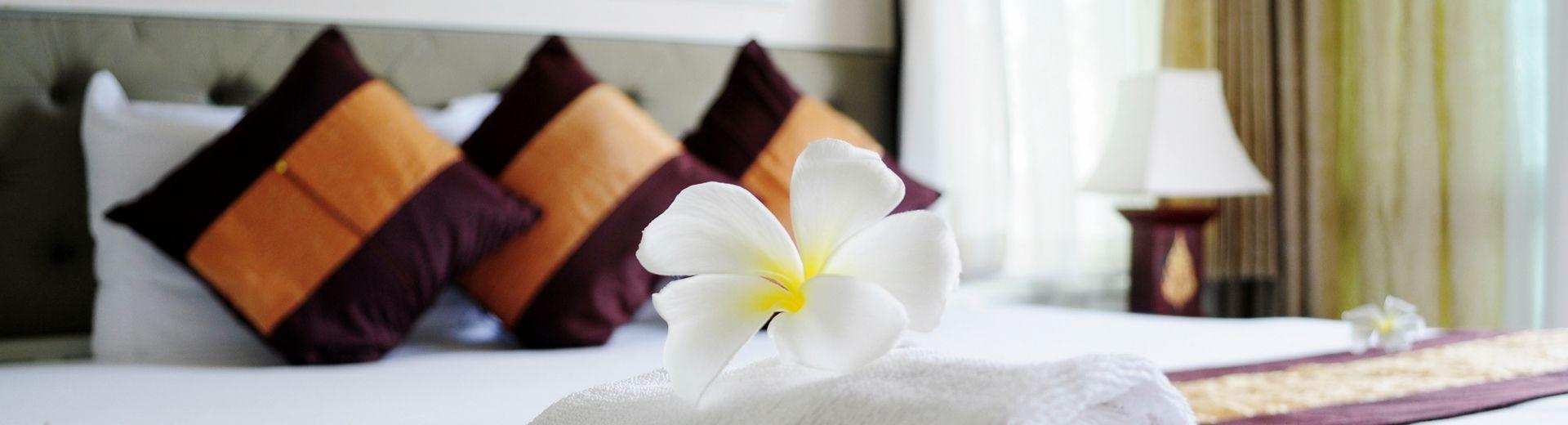 Schnell sein lohnt sich: 10 % auf Hotelbuchungen