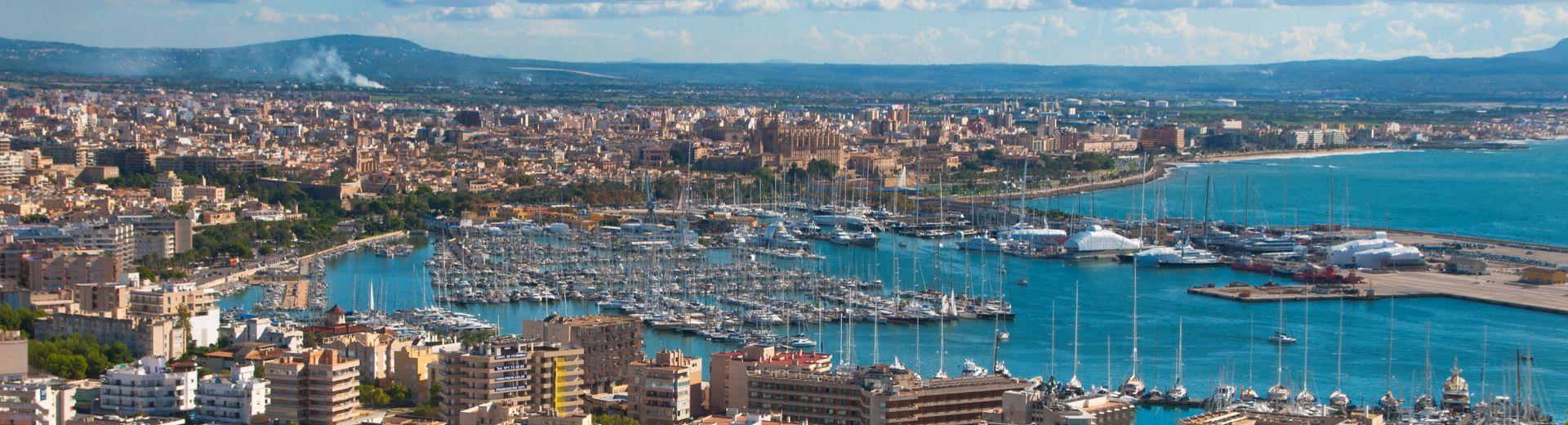 10-tägige Mittelmeerkreuzfahrt mit Mein Schiff 2
