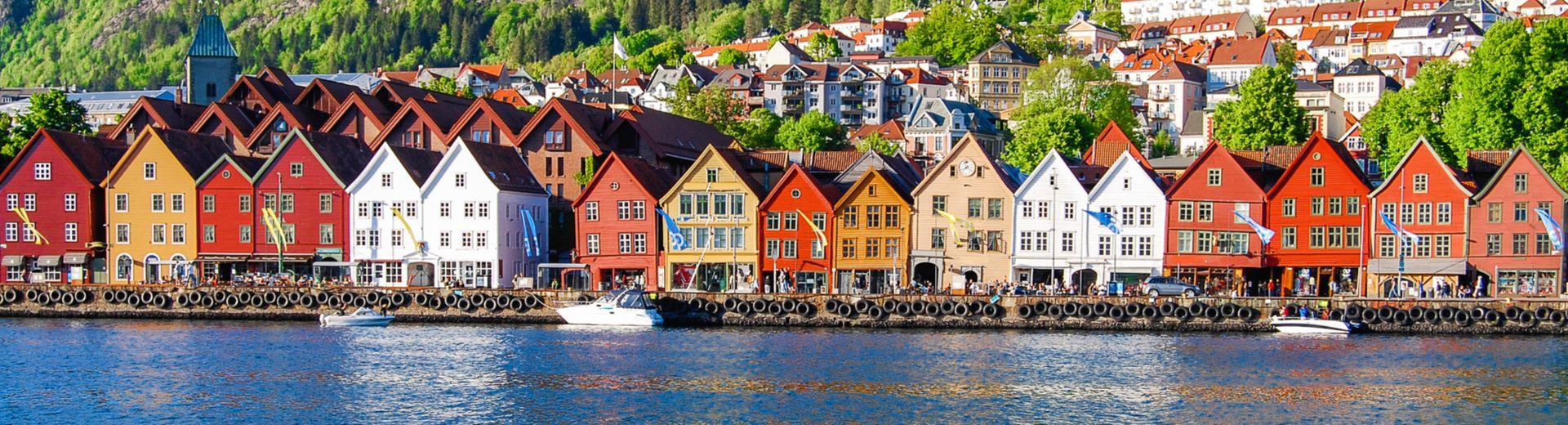 Mit AIDAdiva nach Norwegen und Dänemark