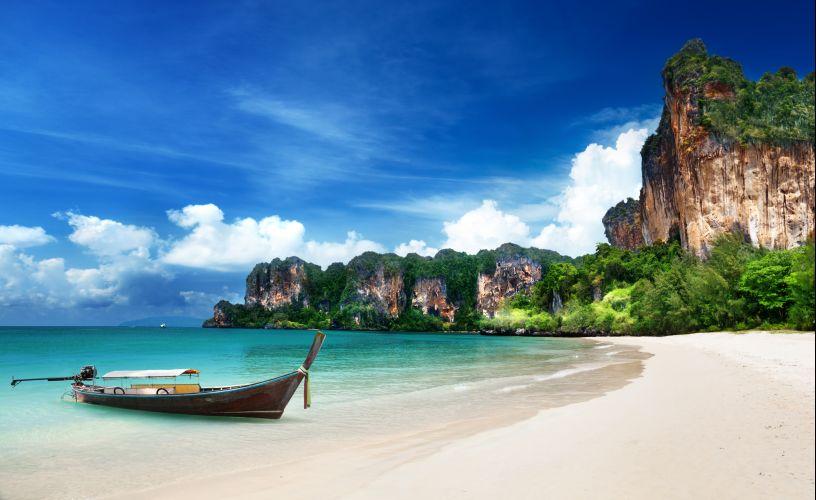 Urlaub an Thailands Traumstränden