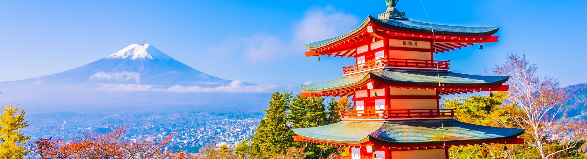 Asien Kreuzfahrt ab Tokio