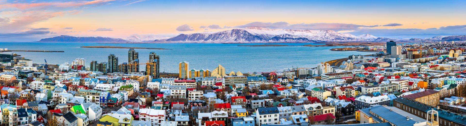 AIDAbella: Kreuzfahrt zu den nordischen Inseln mit Island