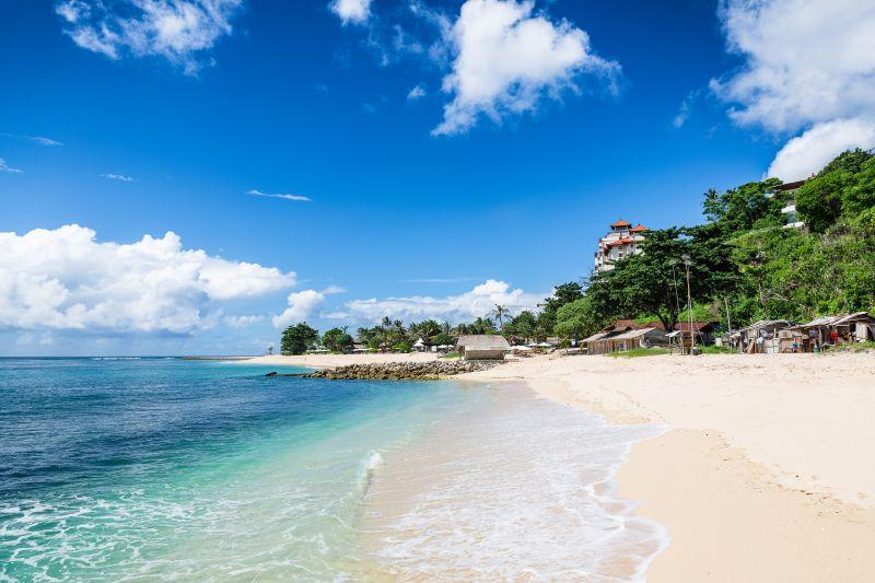 Bali-Traum im September
