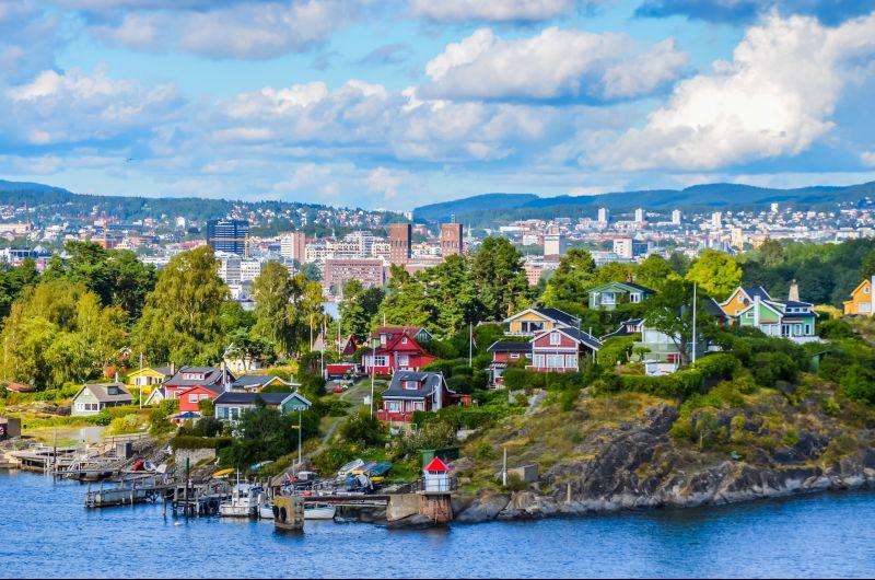 Städtetrip nach Oslo