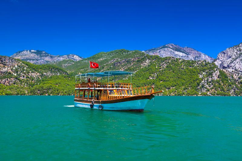 Last Minute an die Türkische Riviera