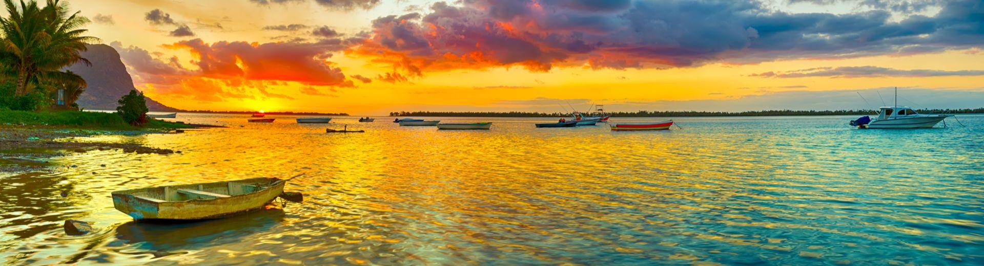 AIDAblu: Kreuzfahrt durch den Indischen Ozean