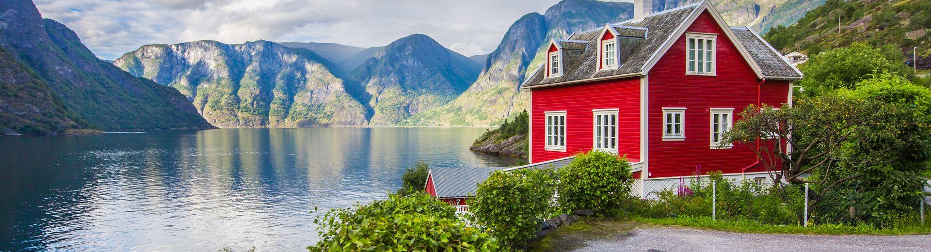 AIDAsol: Traumreise zu Norwegens Fjorden