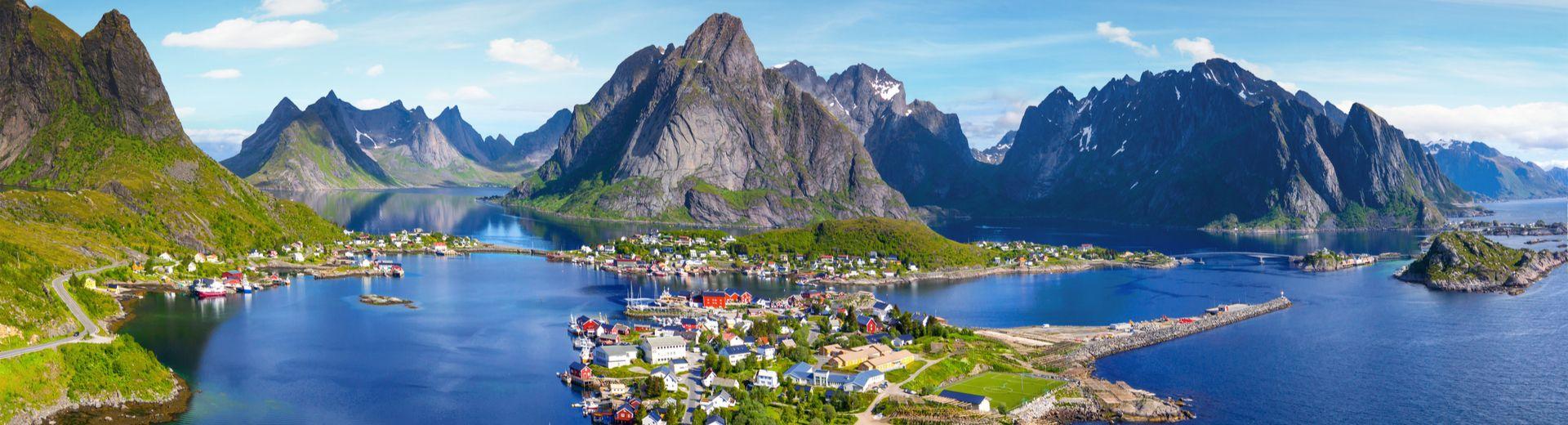 Jungfernfahrt von AIDAcosma: Norwegen ab Kiel