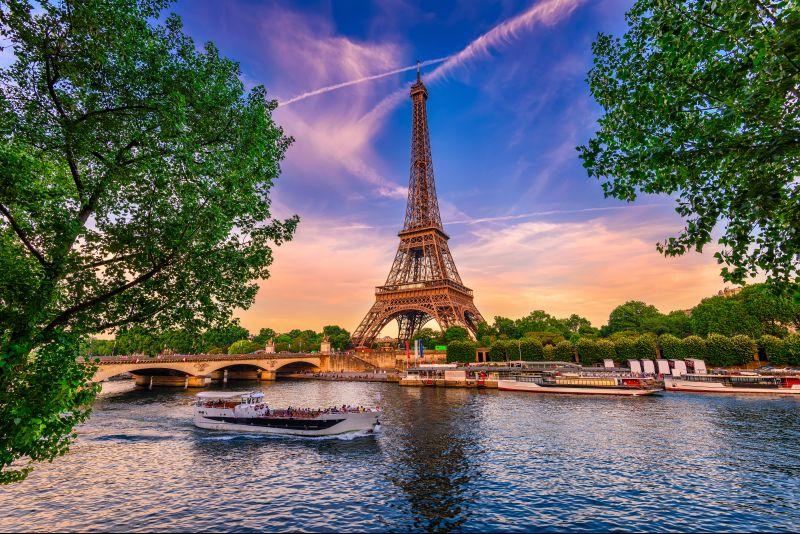 Wochenendtrip: Hotel in Paris