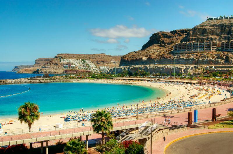 Sommerwoche auf Gran Canaria