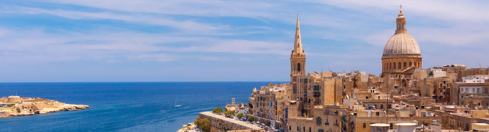 Taufspecial: Mit MSC Grandiosa zum Top-Preis ins Mittelmeer