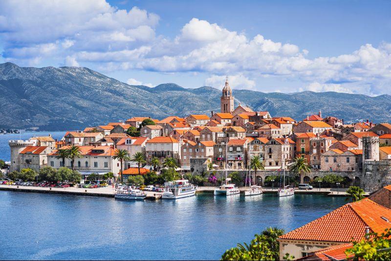 Insel-Urlaub in Kroatien