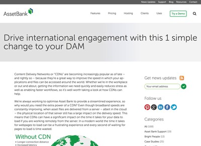 Dam articles on asset bank blog planet dam ccuart Images