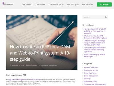 DAM articles by Jens Lundgaard ∙ Planet DAM