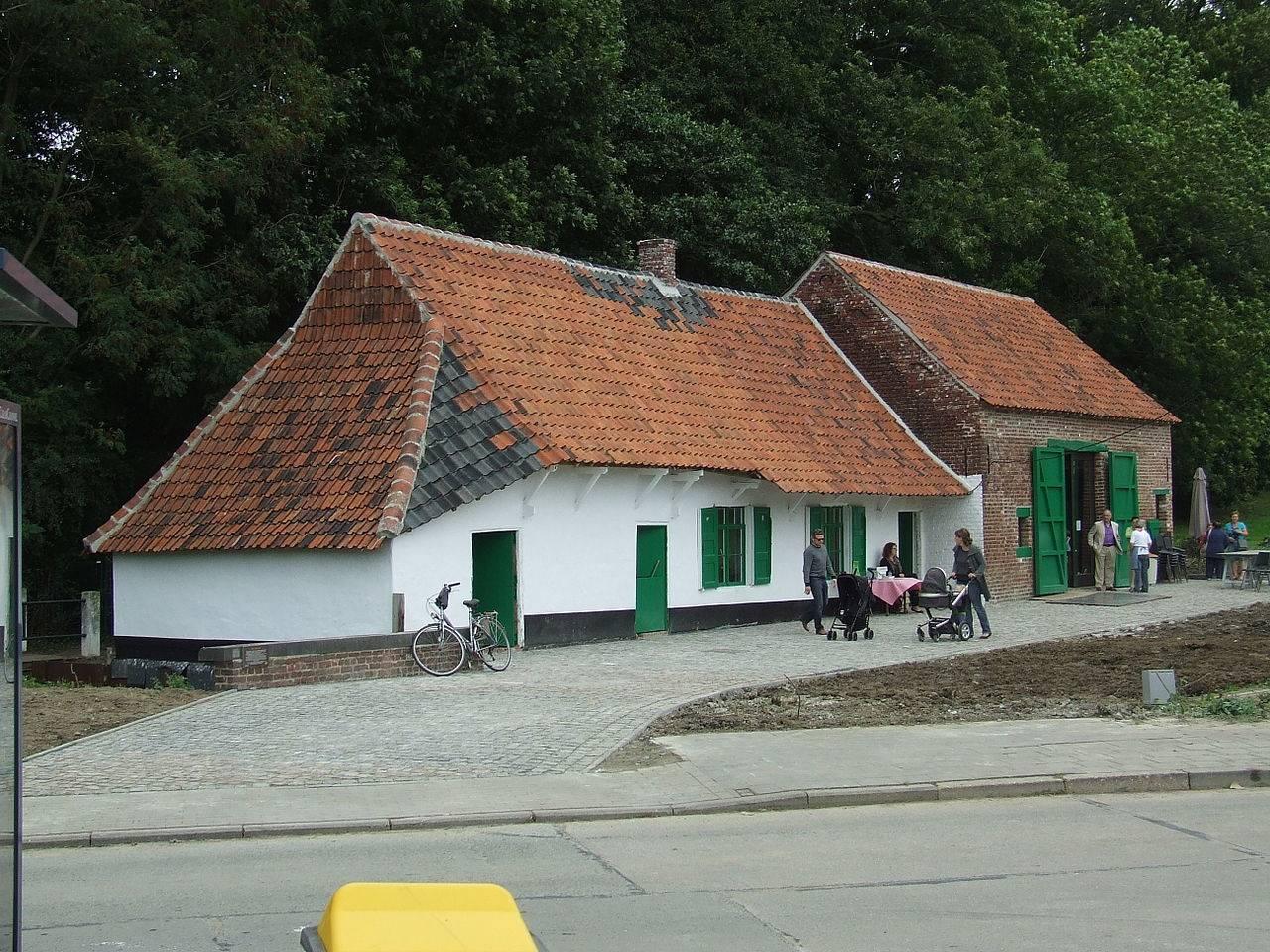 Wandelen in het Pajottenland (Sint-Martens-Bodegem)