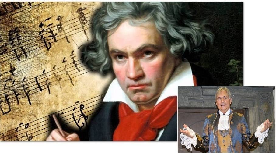 Beethoven, de grote Geweldenaar door Franz Schubert (alias Jos Meersman)