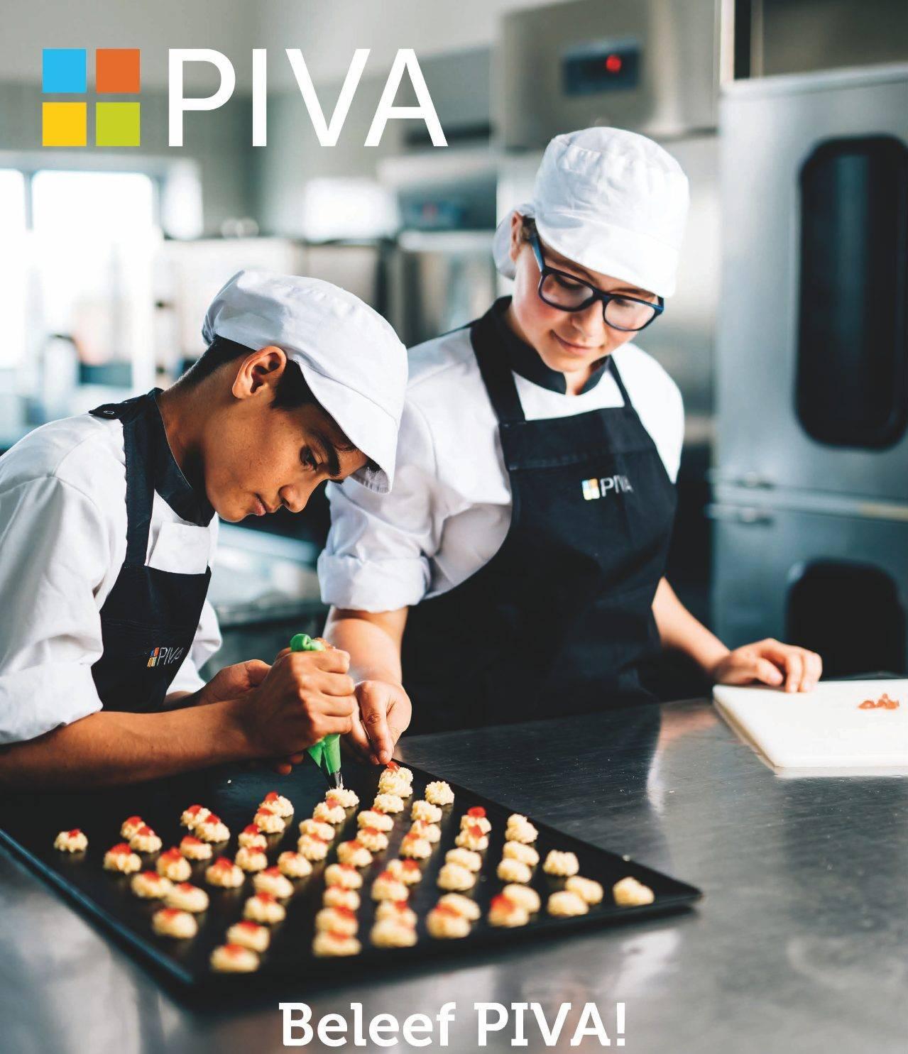 bezoek aan het PIVA