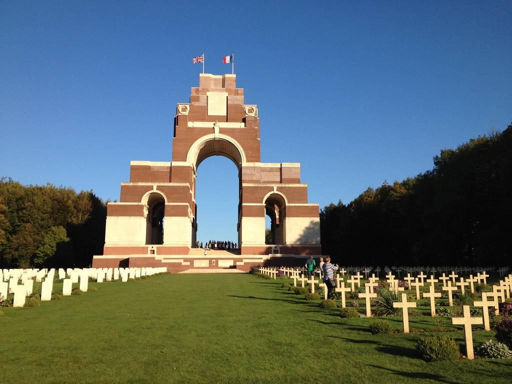 100 jaar Groote Oorlog: De Somme