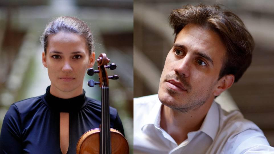 Herfstconcert met Nikolaas Kende (piano) en Jolente De Maeyer (viool)