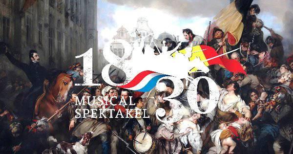 Historalia Musical '1830' - Kasteel de Merode in Westerlo