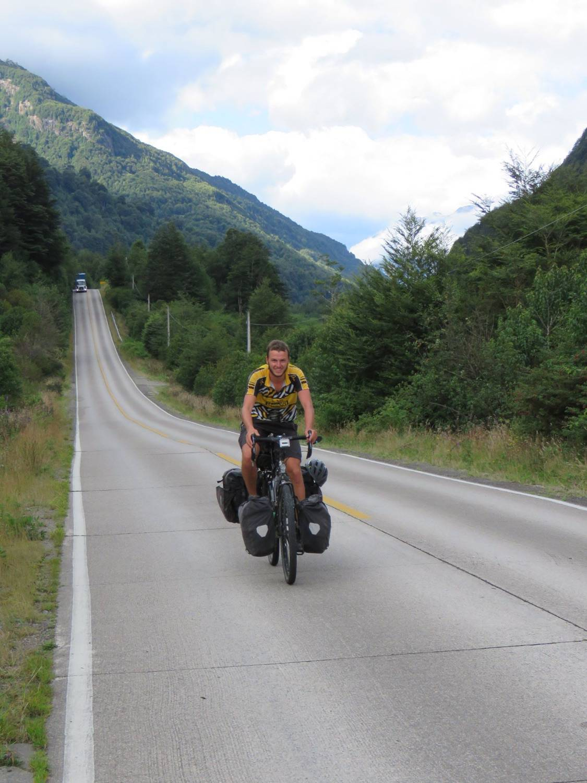 27 maanden per fiets en per kano door Latijns Amerika