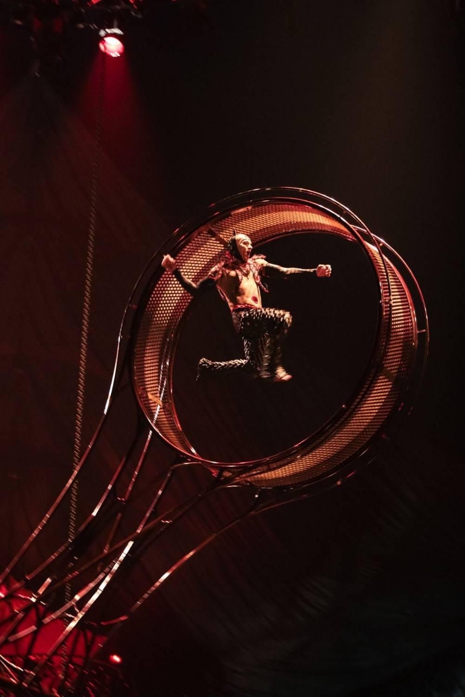 VoorlopigI VOLZET    Cirque du Soleil
