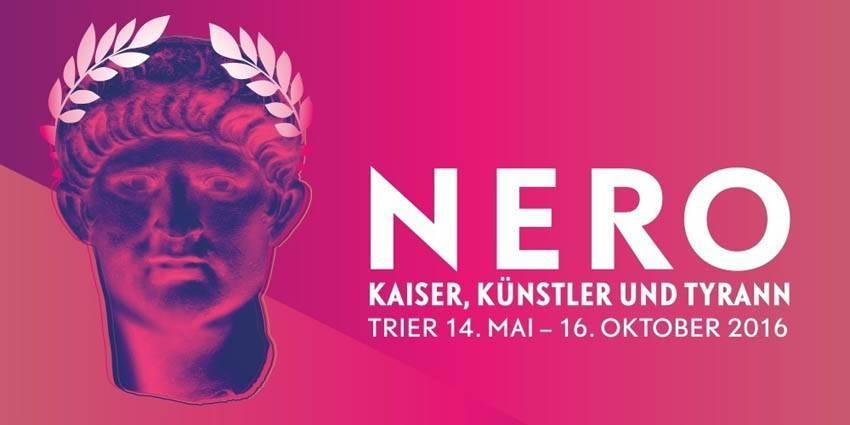vtbKultuur-trip 'Trier met bezoek tentoonstellingen Nero - keizer, kunstenaar en tiran'