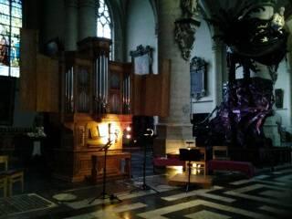 Vier concerten oude muziek met als thema : MUSICA TRANSALPINA