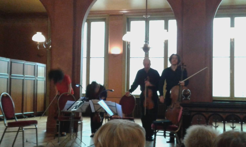 Concertini van de Muntschouwburg.