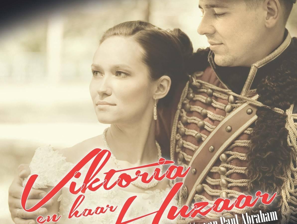 Operette 'Victoria en haar Huzaar' (bus)