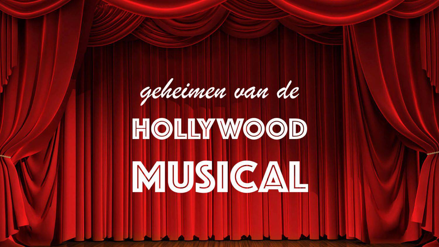 De geheimen van de Hollywood Musicals.