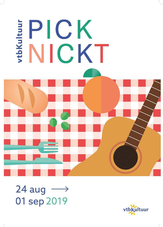 vtbKultuur Westhoek Picknickt in 't Frimoutpark