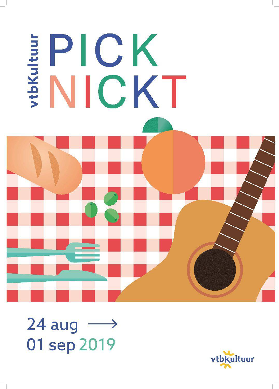 vtbKultuur Brussel Picknickt op Plazey!