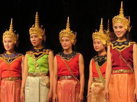 Laos en de Mekong rivier