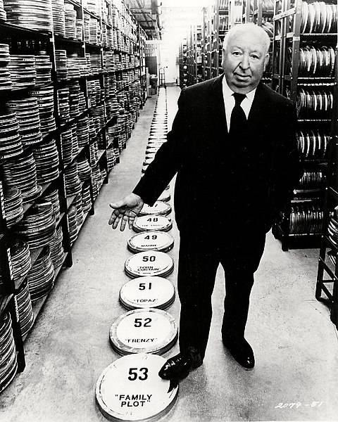 Hitchcock door regiseur Lieven Debrauwer