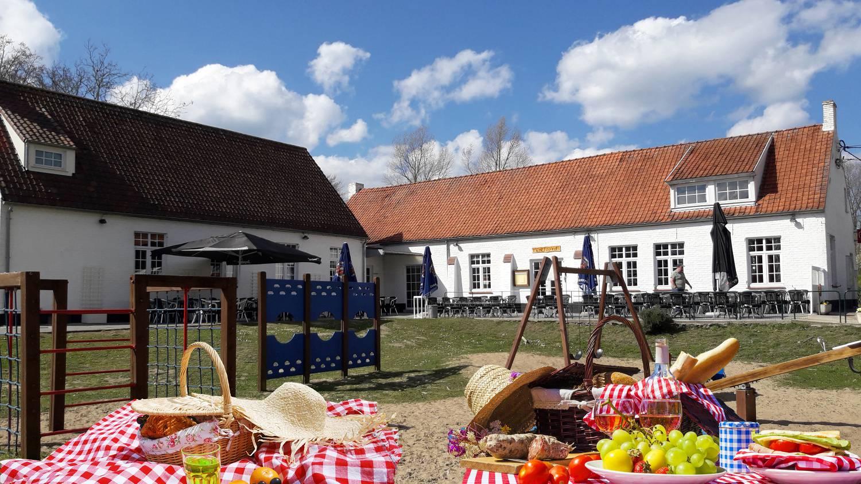 Daguitstap Koksijde met picknick en abdijmuseum
