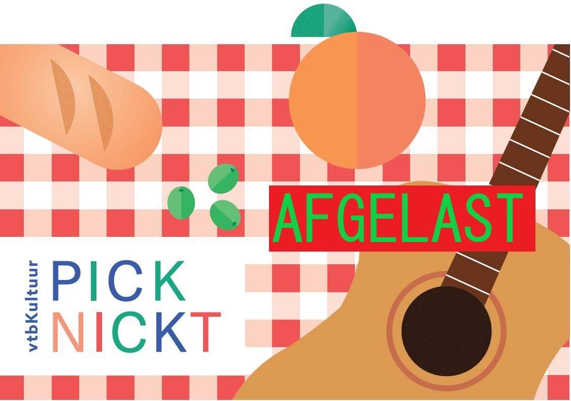 AFGELAST - vtbKultuur Picknickt met de Buren