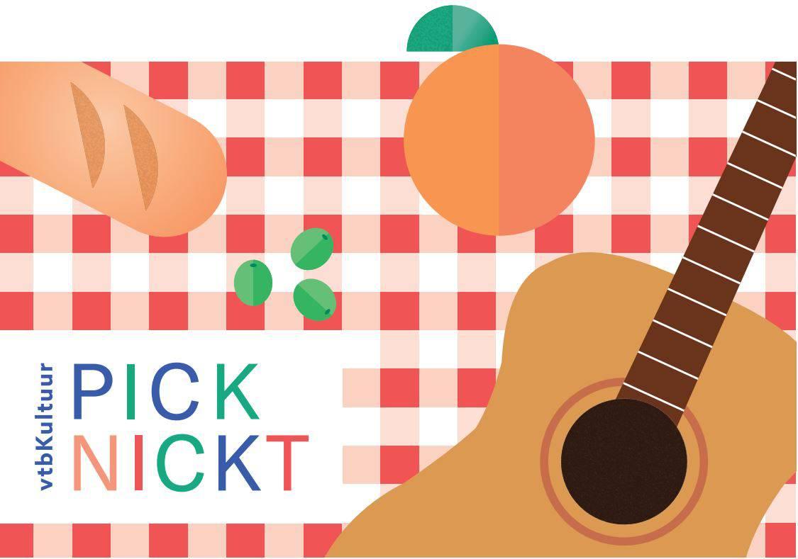 vtbKultuur Picknickt met de Buren